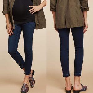 Jessica Simpson Maternity Skinny Crop Jeans XL